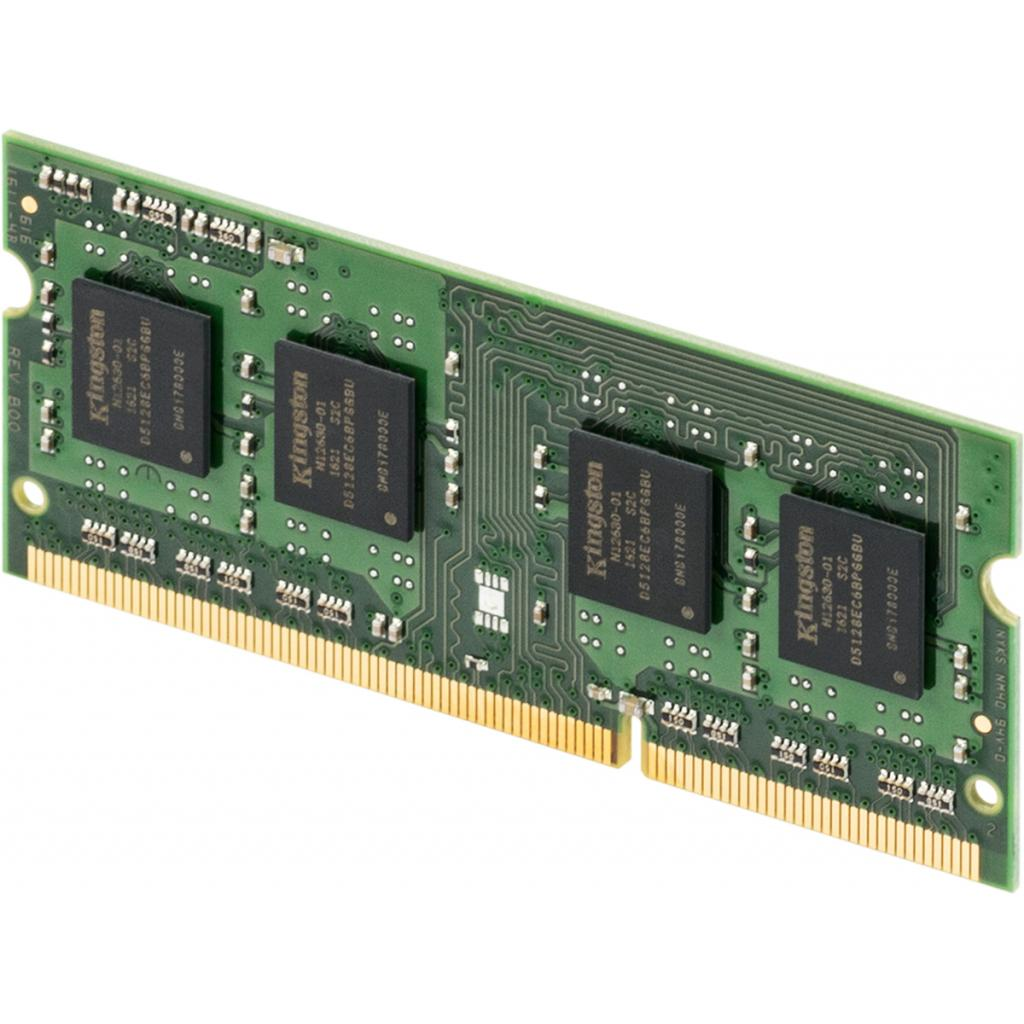 Модуль памяти для ноутбука SoDIMM DDR3 4GB 1333 MHz Kingston (KVR13S9S8/4) изображение 3