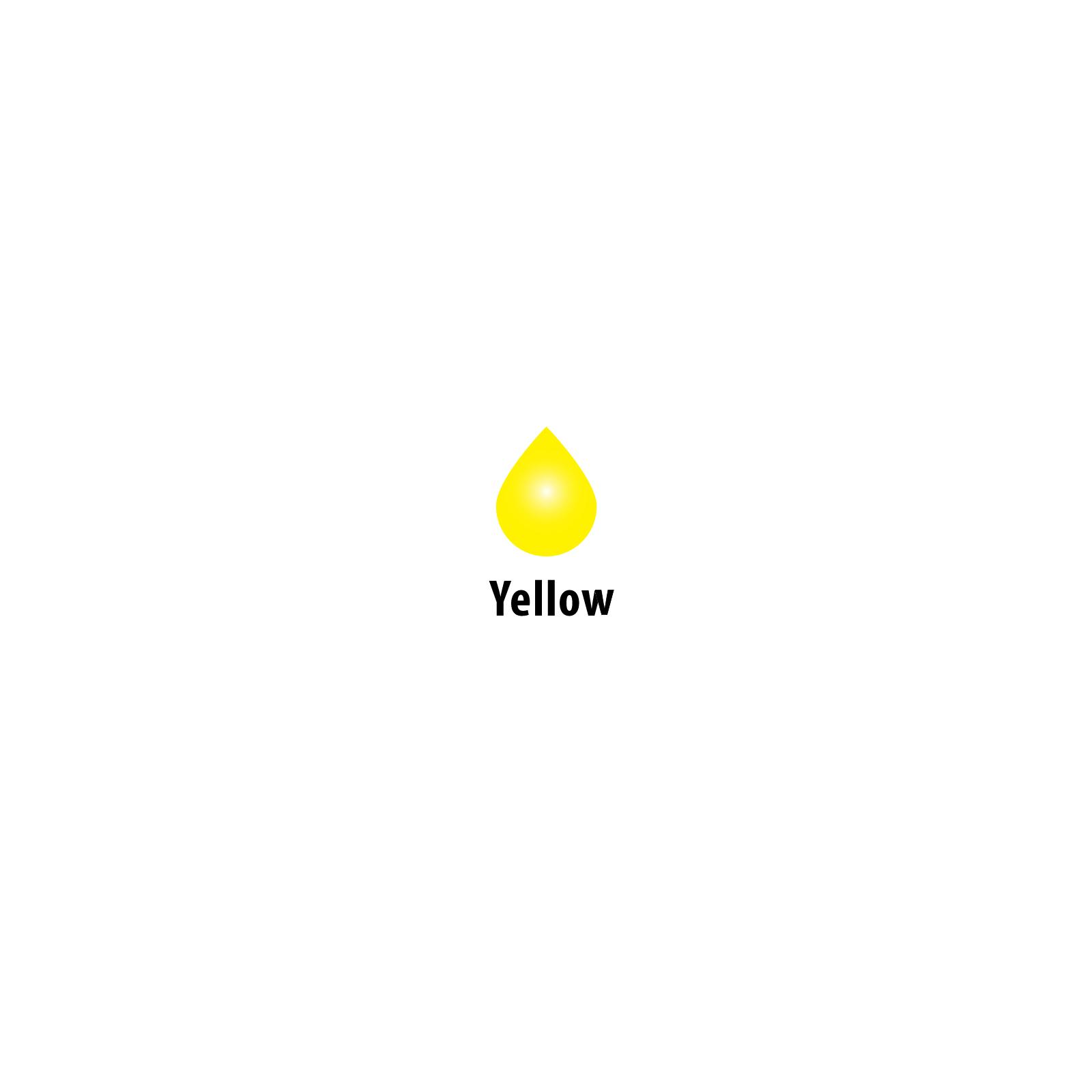 Чернила ColorWay Epson SC 67/87/79/91/T26 1л Yellow (CW-EW400Y1) изображение 2
