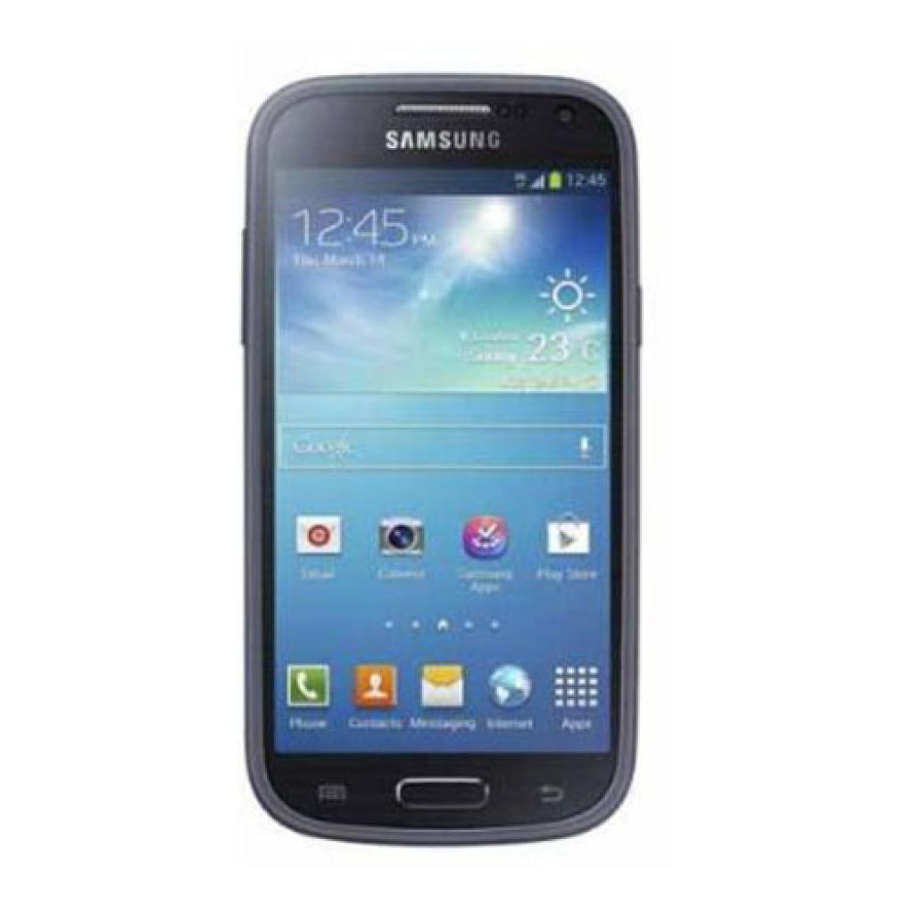 Чехол для моб. телефона Samsung I9195 S4 mini/Navy/накладка (EF-PI919BNEGWW) изображение 2