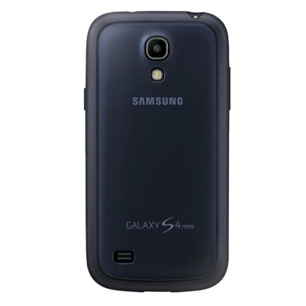 Чехол для моб. телефона Samsung I9195 S4 mini/Navy/накладка (EF-PI919BNEGWW)