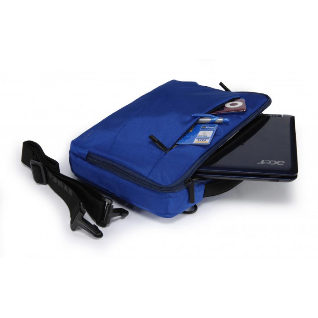 """Сумка для ноутбука Tucano 10"""" Slim case/BLUE (BNW10-B) изображение 3"""