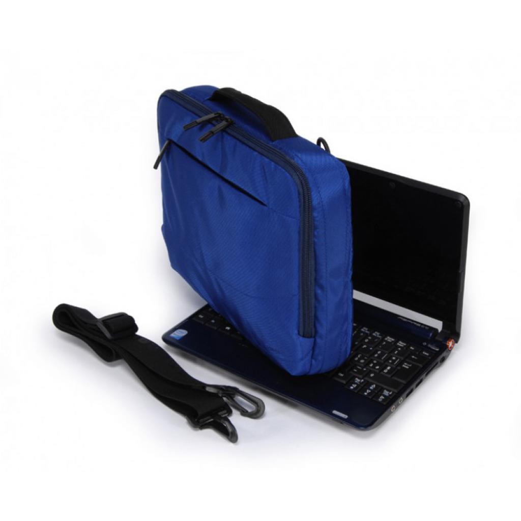 """Сумка для ноутбука Tucano 10"""" Slim case/BLUE (BNW10-B) изображение 4"""