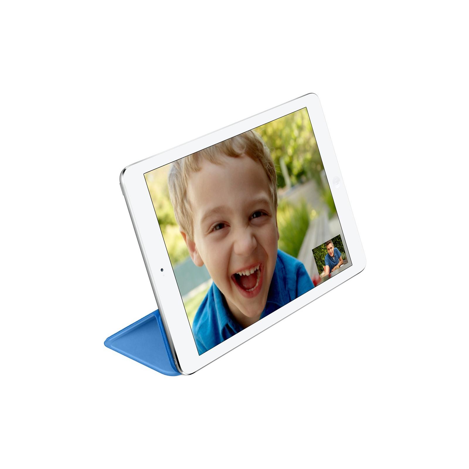 Чехол для планшета Apple Smart Cover для iPad Air (blue) (MF054ZM/A) изображение 3