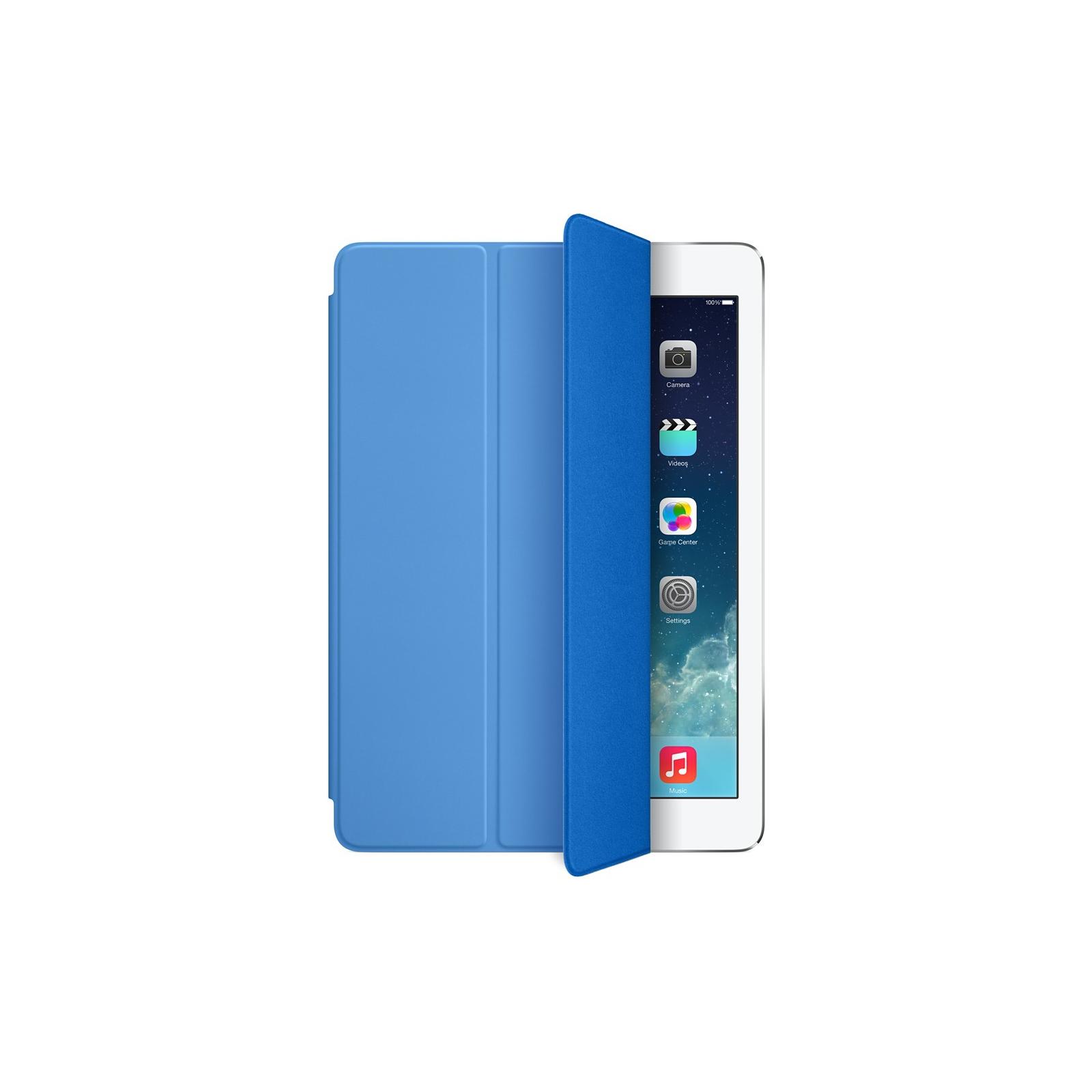 Чехол для планшета Apple Smart Cover для iPad Air (blue) (MF054ZM/A)
