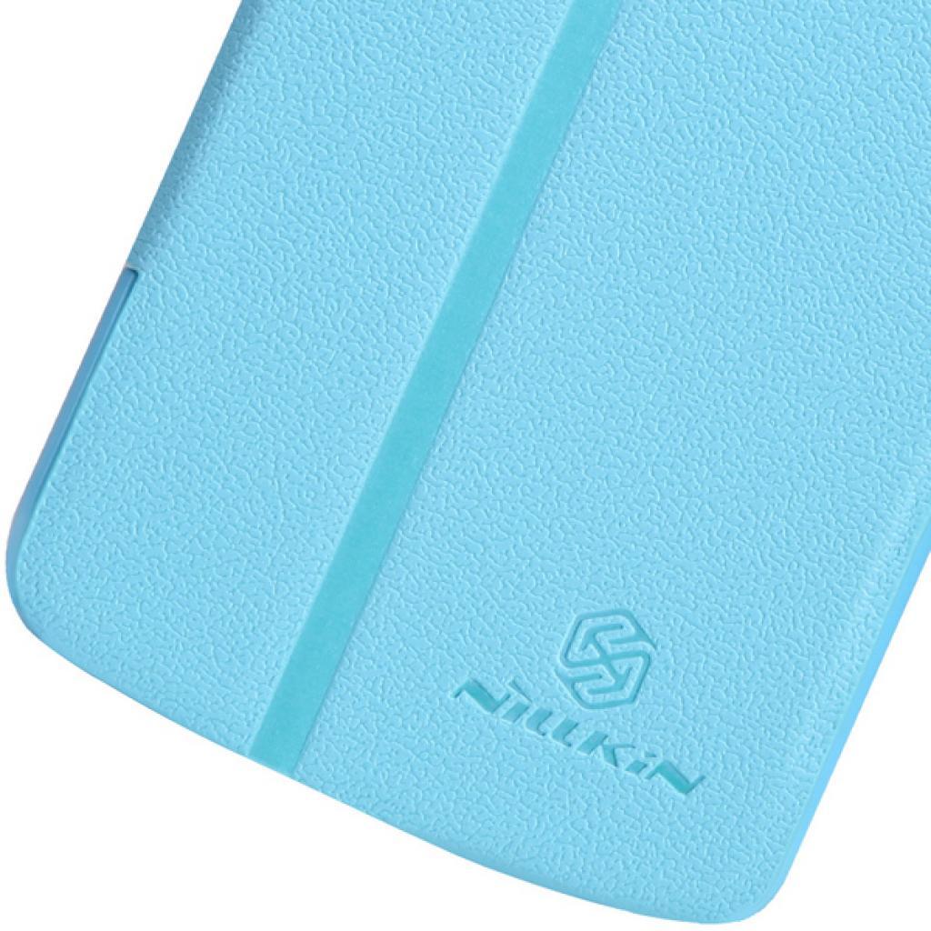 Чехол для моб. телефона NILLKIN для Lenovo S920 /Fresh/ Leather/Blue (6076870) изображение 3