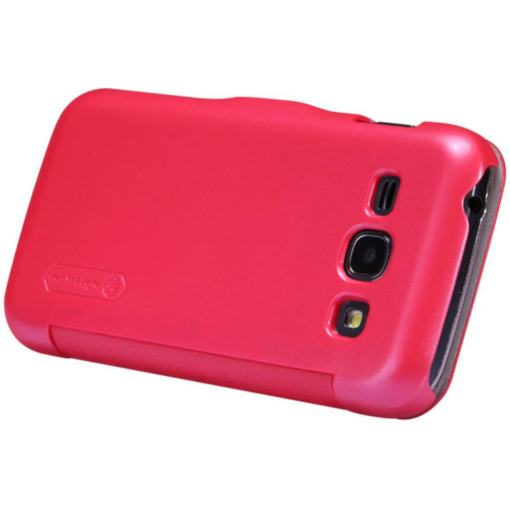 Чехол для моб. телефона NILLKIN для Samsung S7272 /Fresh/ Leather/Red (6076975) изображение 4