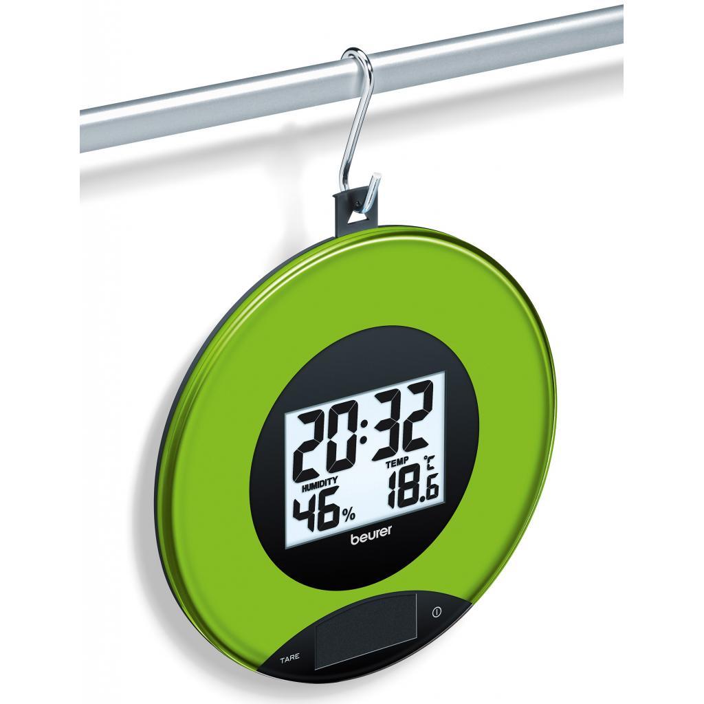 Весы кухонные BEURER KS 49 Apple (4211125/706.09/8) изображение 2
