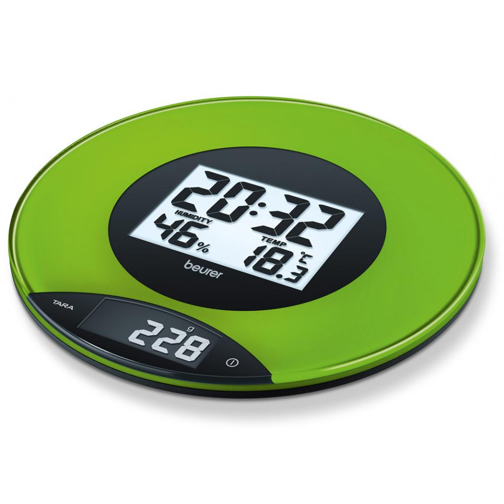 Весы кухонные BEURER KS 49 Apple (4211125/706.09/8)