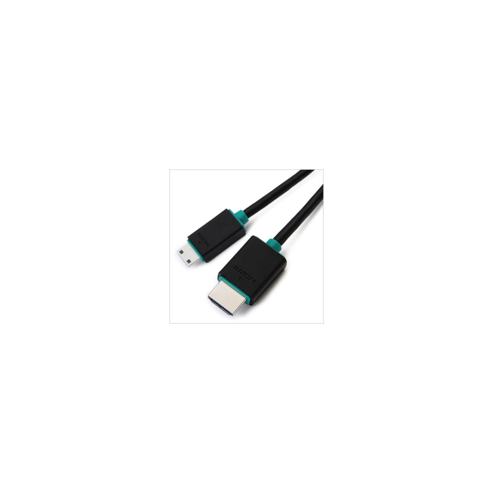 Кабель мультимедийный HDMI to miniHDMI 1.5m Prolink (PB349-0150) изображение 3