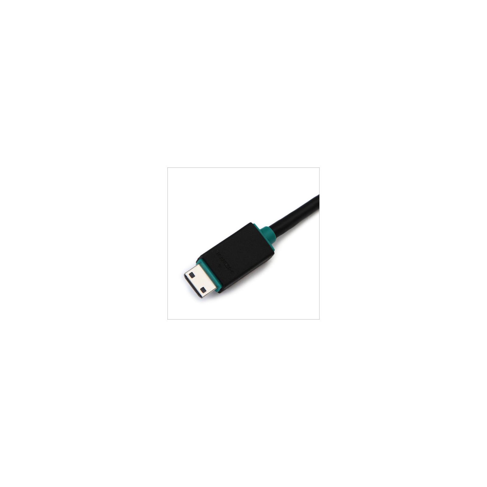 Кабель мультимедийный HDMI to miniHDMI 1.5m Prolink (PB349-0150) изображение 4