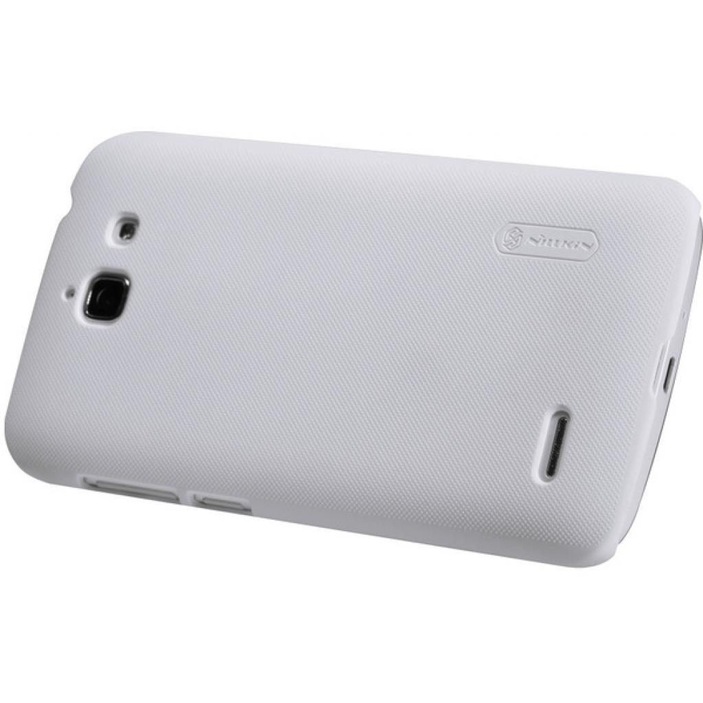 Чехол для моб. телефона NILLKIN для Huawei G730 /Super Frosted Shield/White (6147121) изображение 3