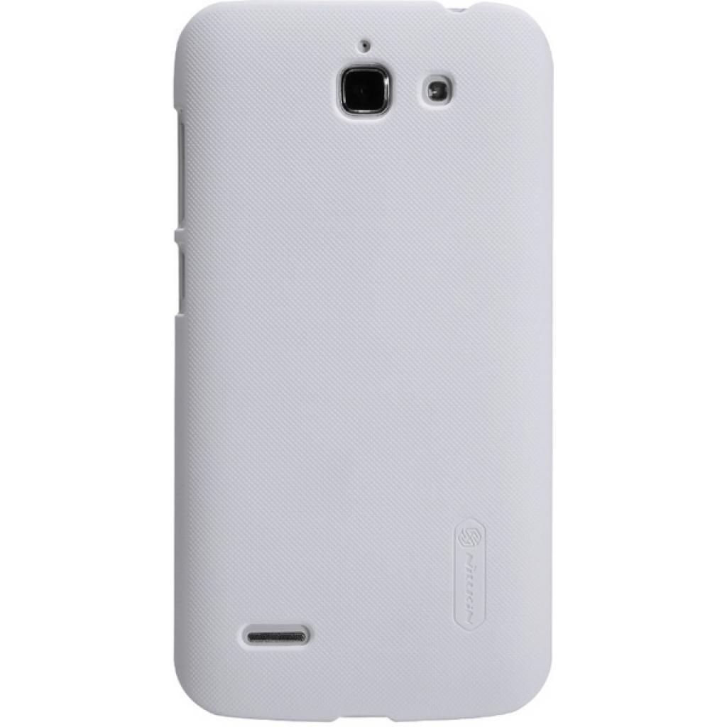 Чехол для моб. телефона NILLKIN для Huawei G730 /Super Frosted Shield/White (6147121)
