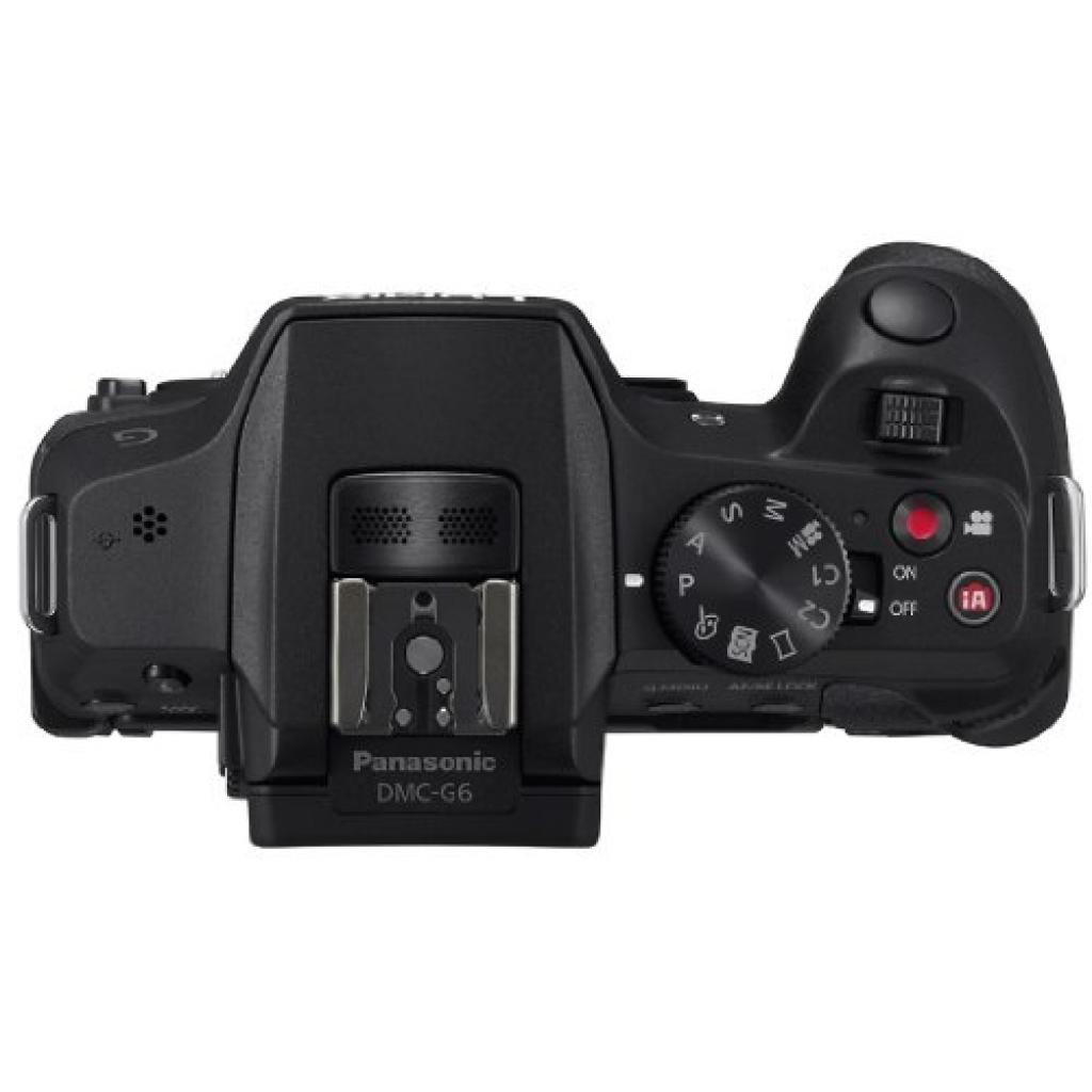 Цифровой фотоаппарат PANASONIC DMC-G6 14-140mm Kit Black (DMC-G6HEE-K) изображение 4