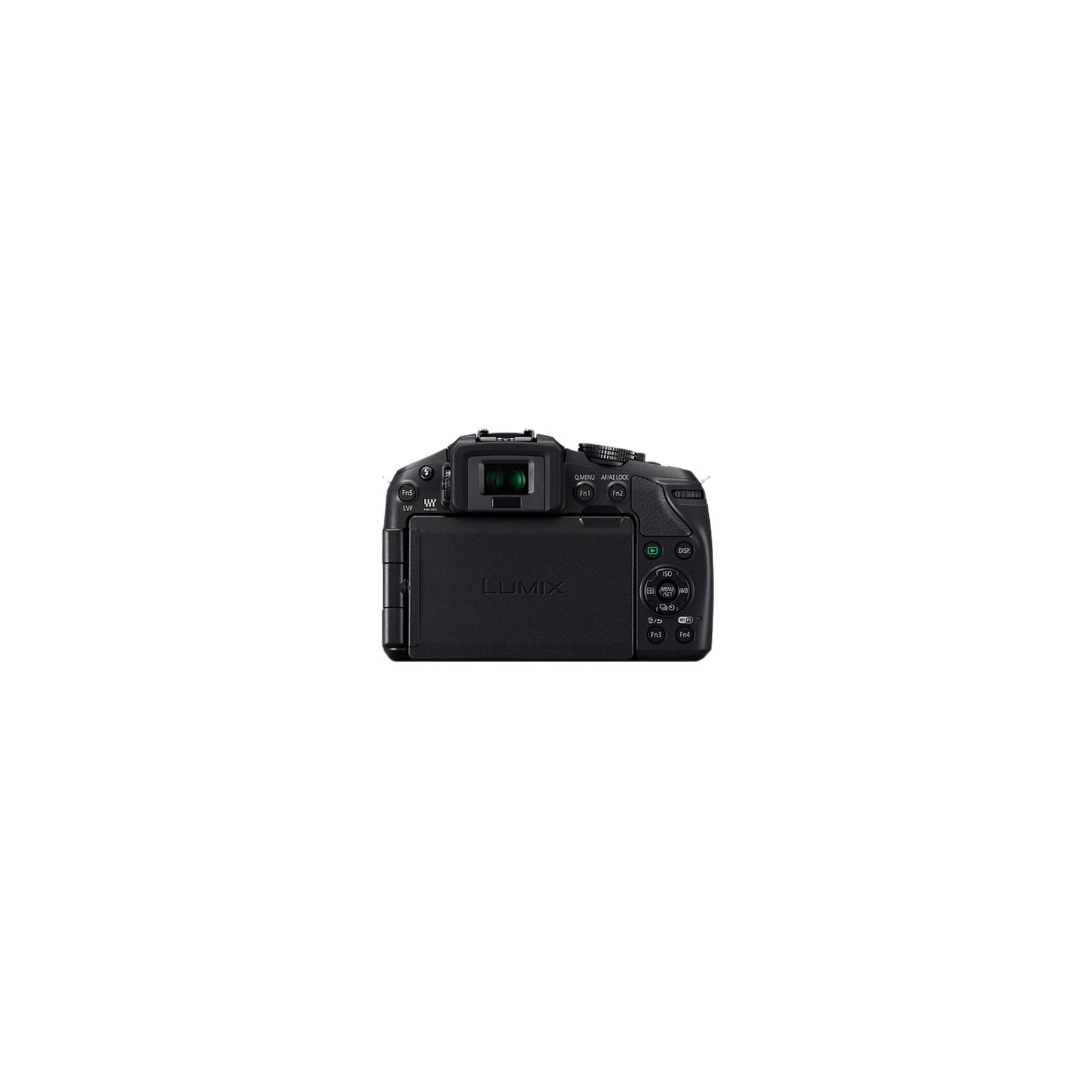 Цифровой фотоаппарат PANASONIC DMC-G6 14-140mm Kit Black (DMC-G6HEE-K) изображение 7