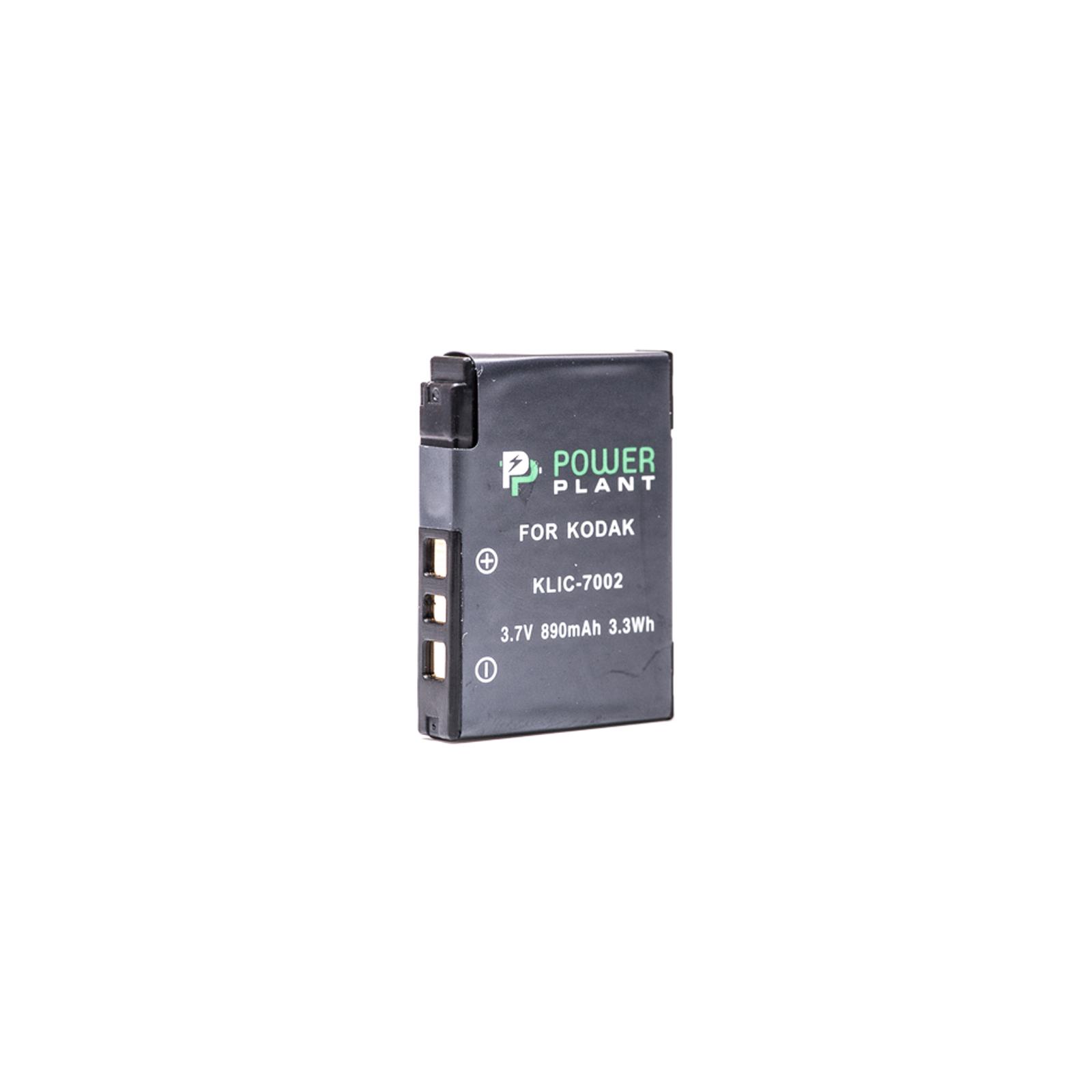 Аккумулятор к фото/видео PowerPlant Kodak KLIC-7002 (DV00DV1154)