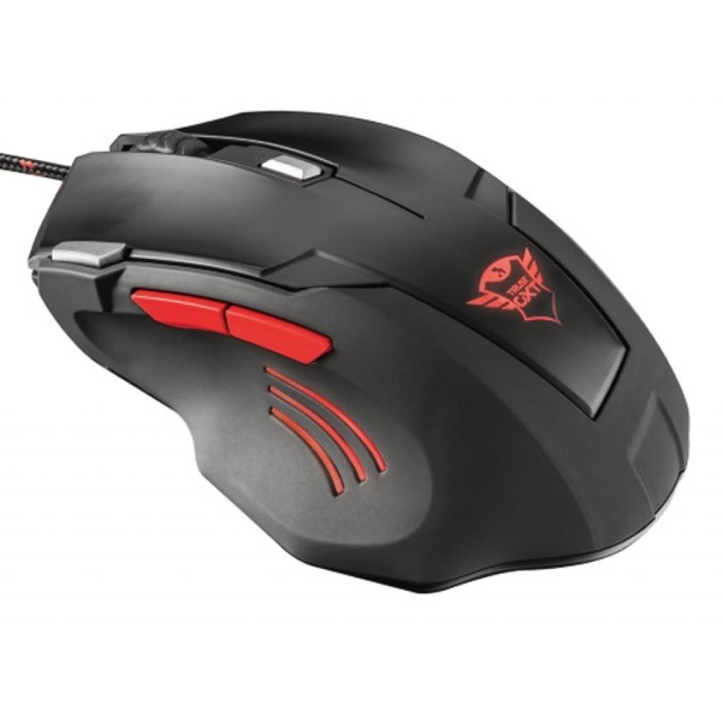 Мышка Trust GXT 111 Gaming Mouse (21090) изображение 3