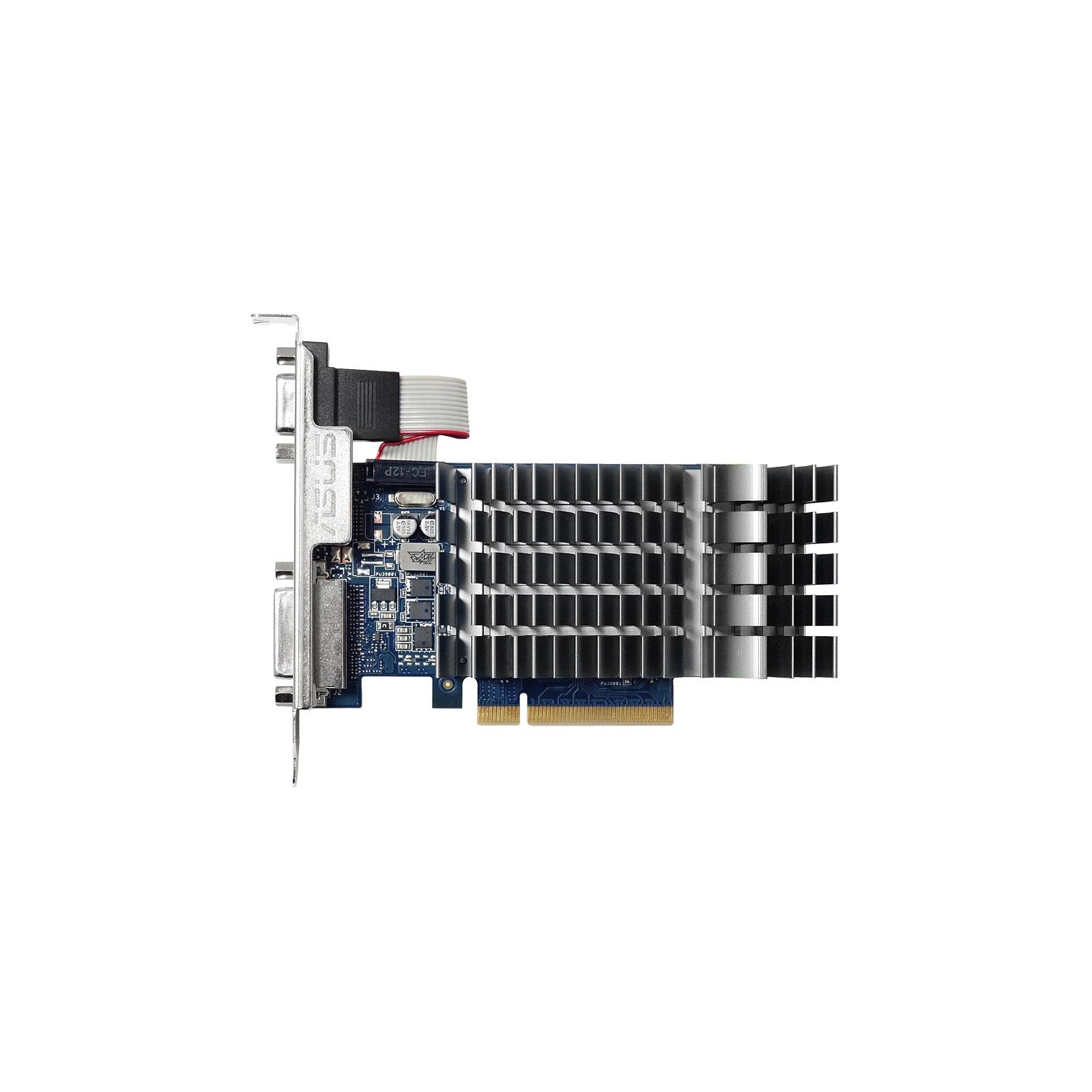 Видеокарта GeForce GT710 1024Mb ASUS (710-1-SL) изображение 2