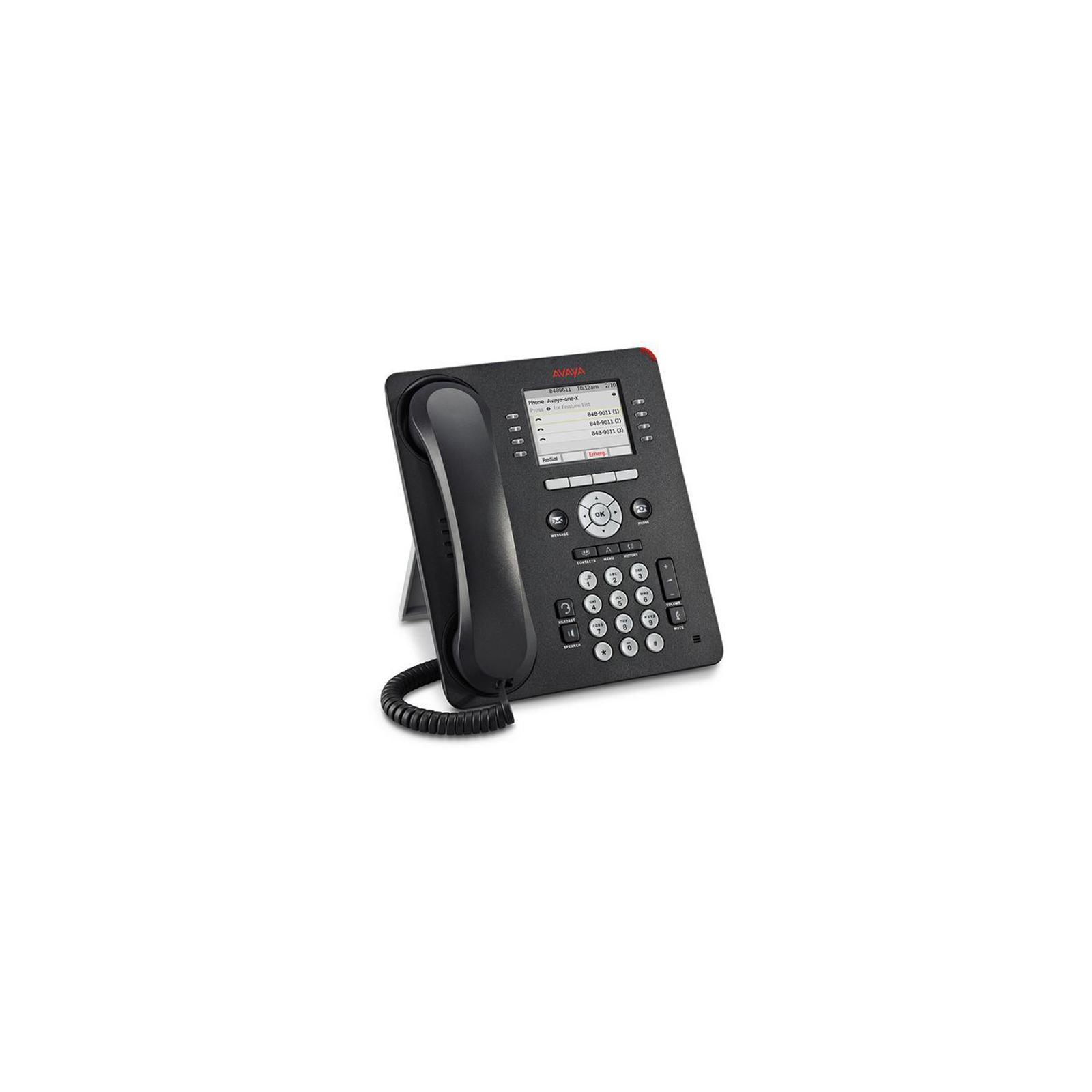 IP телефон Avaya 9611G (700480593) изображение 2
