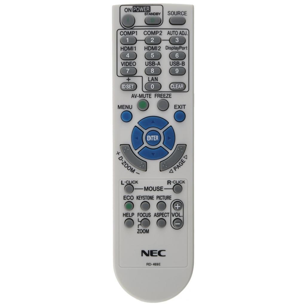 Проектор NEC P502HL (60003694) изображение 6
