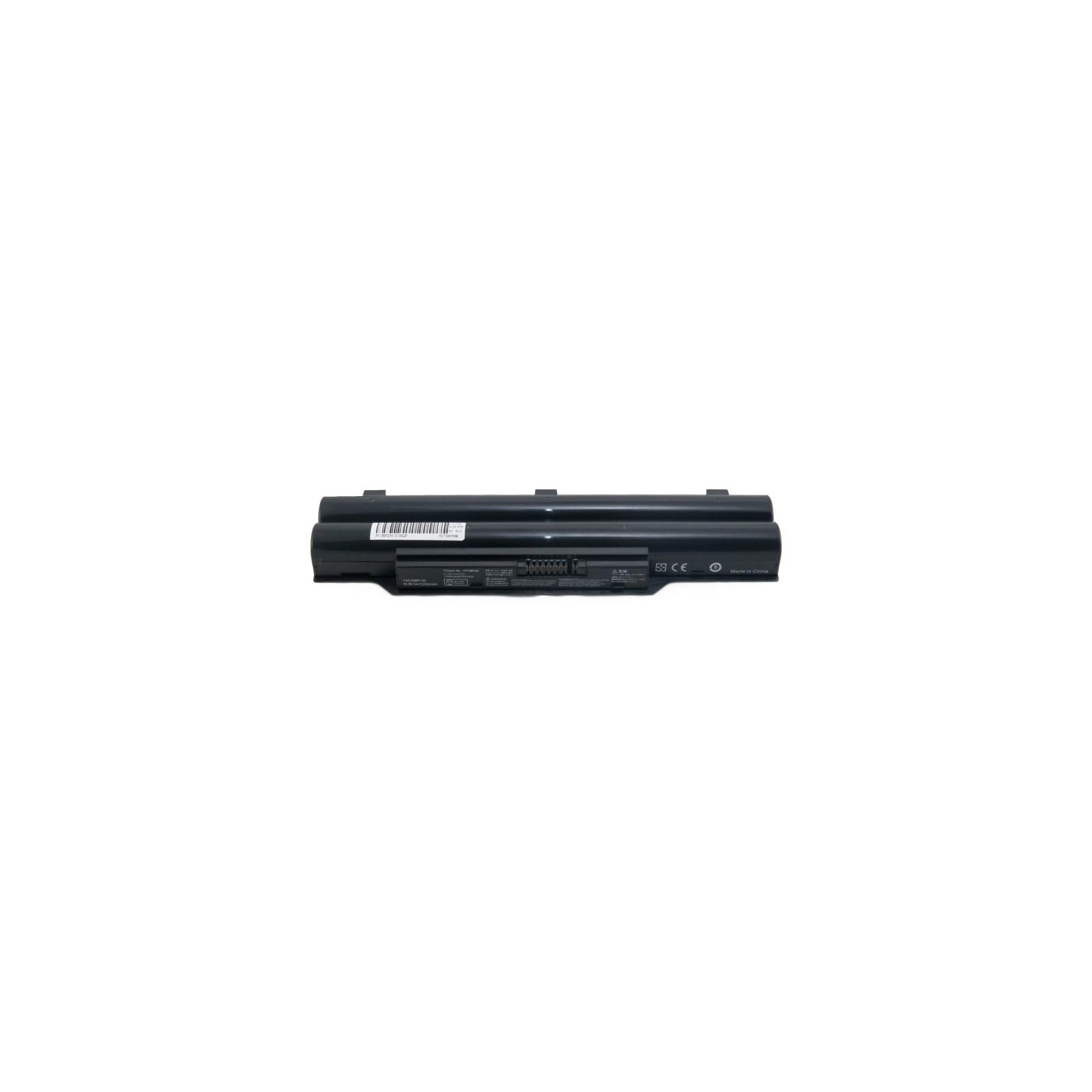 Аккумулятор для ноутбука Fujitsu LifeBook (FPCBP250) 5200 mAh, 56 Wh Extradigital (BNF3965) изображение 3