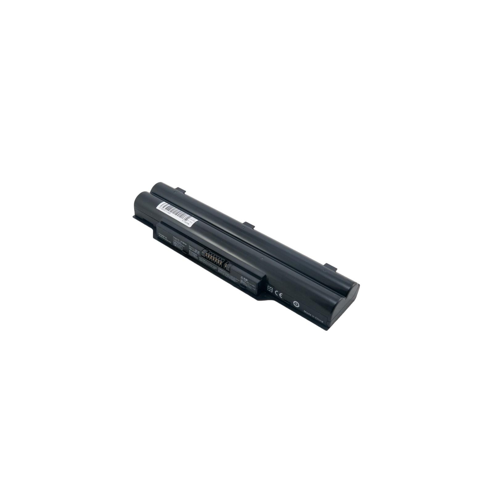 Аккумулятор для ноутбука Fujitsu LifeBook (FPCBP250) 5200 mAh, 56 Wh Extradigital (BNF3965) изображение 5