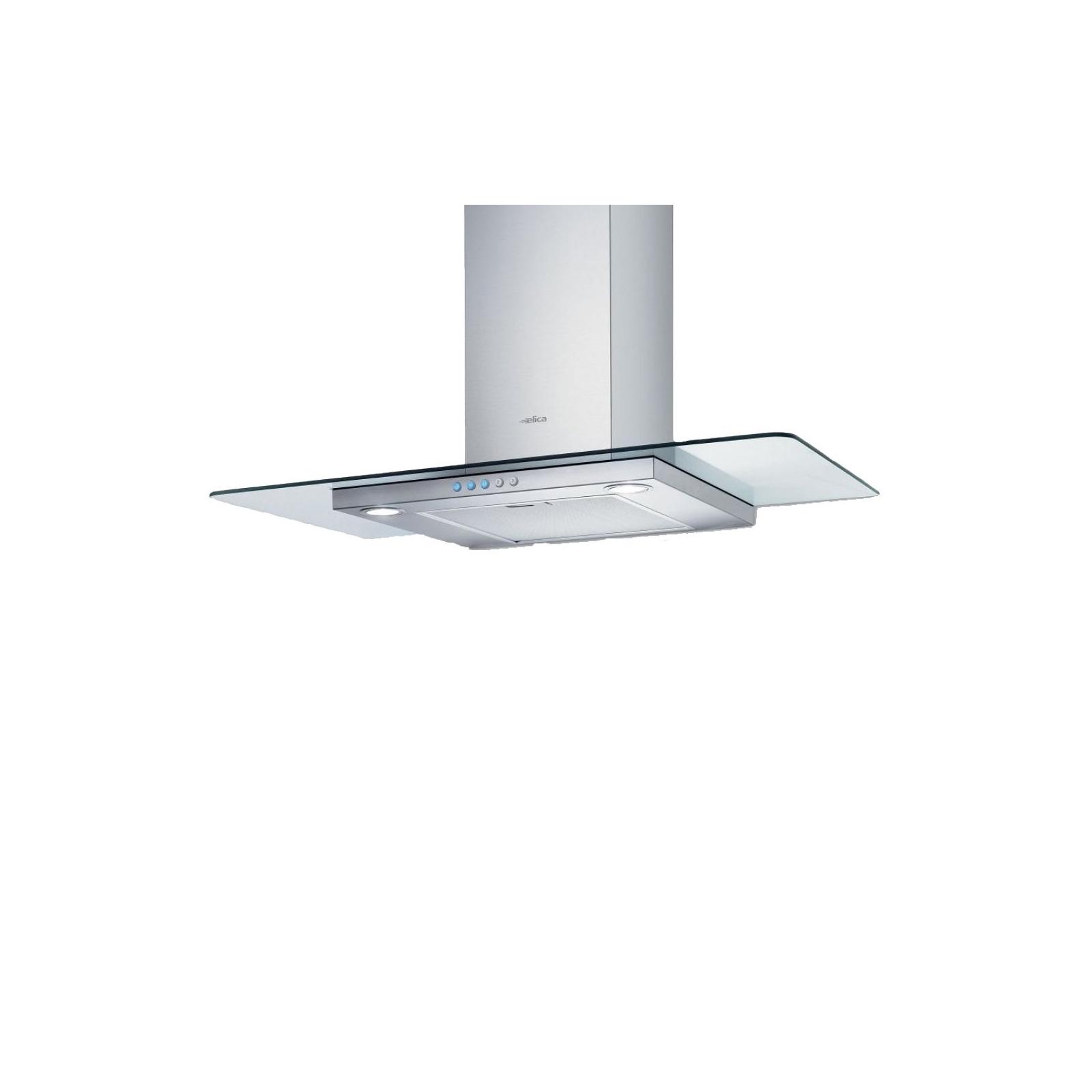 Вытяжка кухонная Elica FLAT GLASS IX A/90