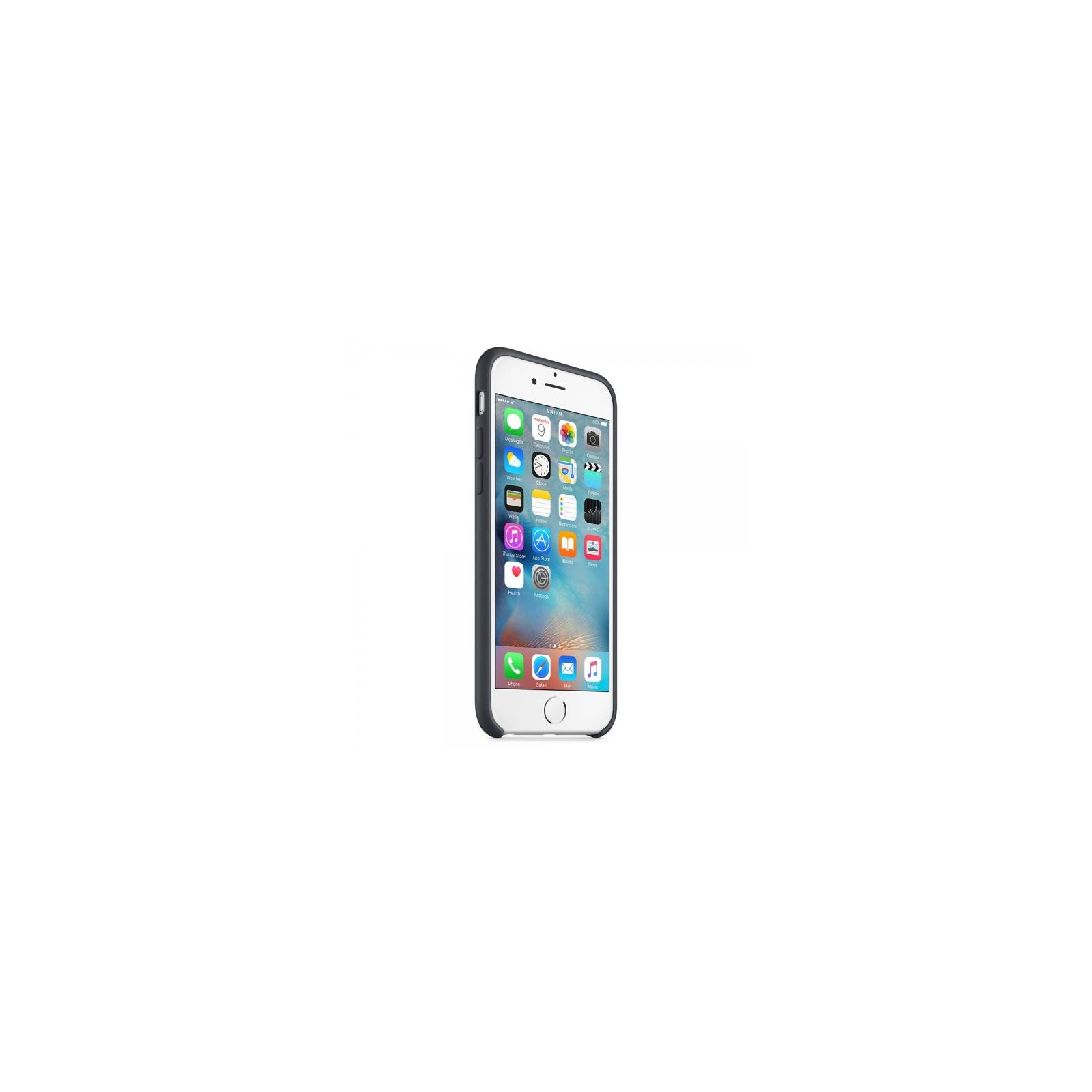 Чехол для моб. телефона Apple для iPhone 6/6s Charcoal Gray (MKY02ZM/A) изображение 3