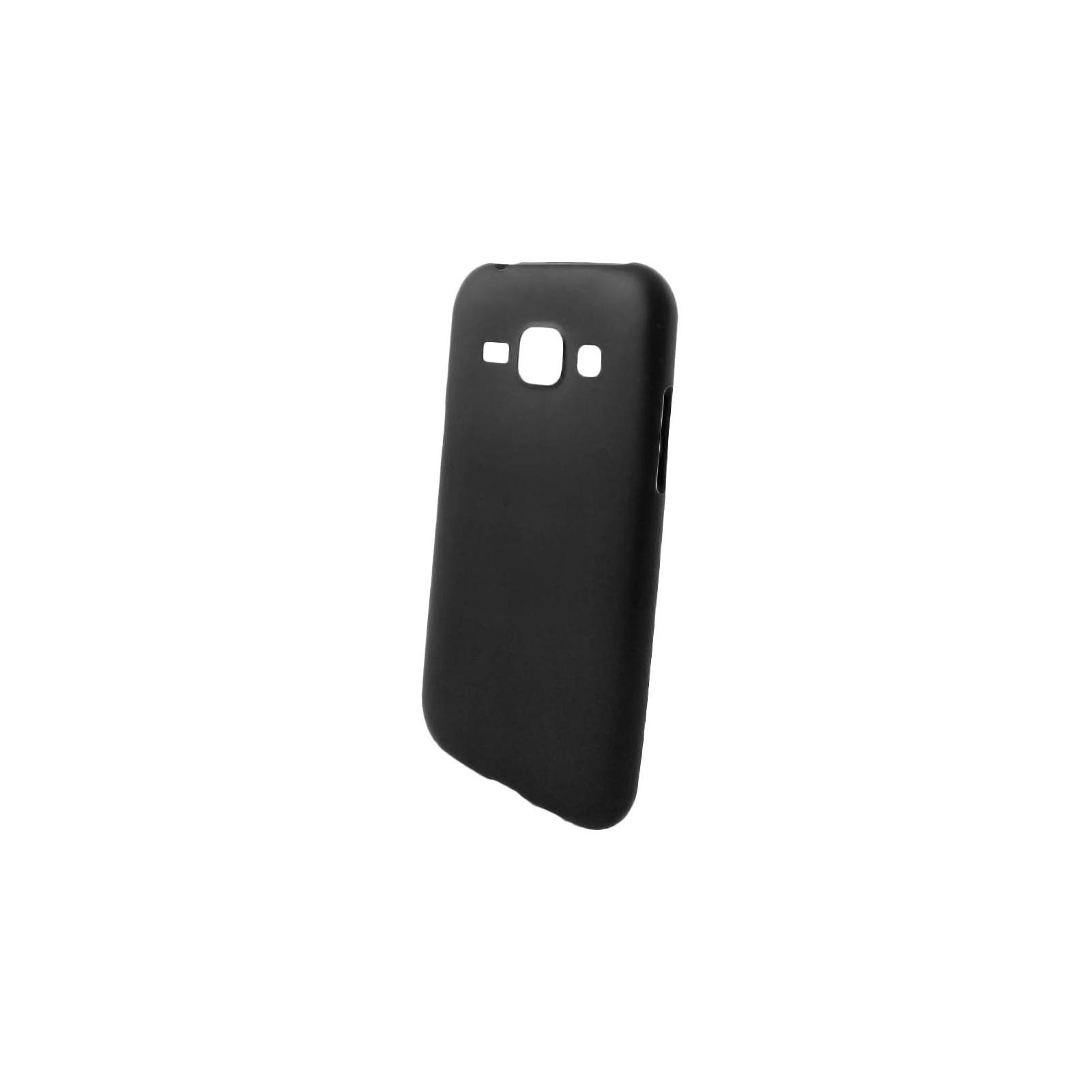 Чехол для моб. телефона GLOBAL для Samsung J100 Duos (черный) (1283126467653)