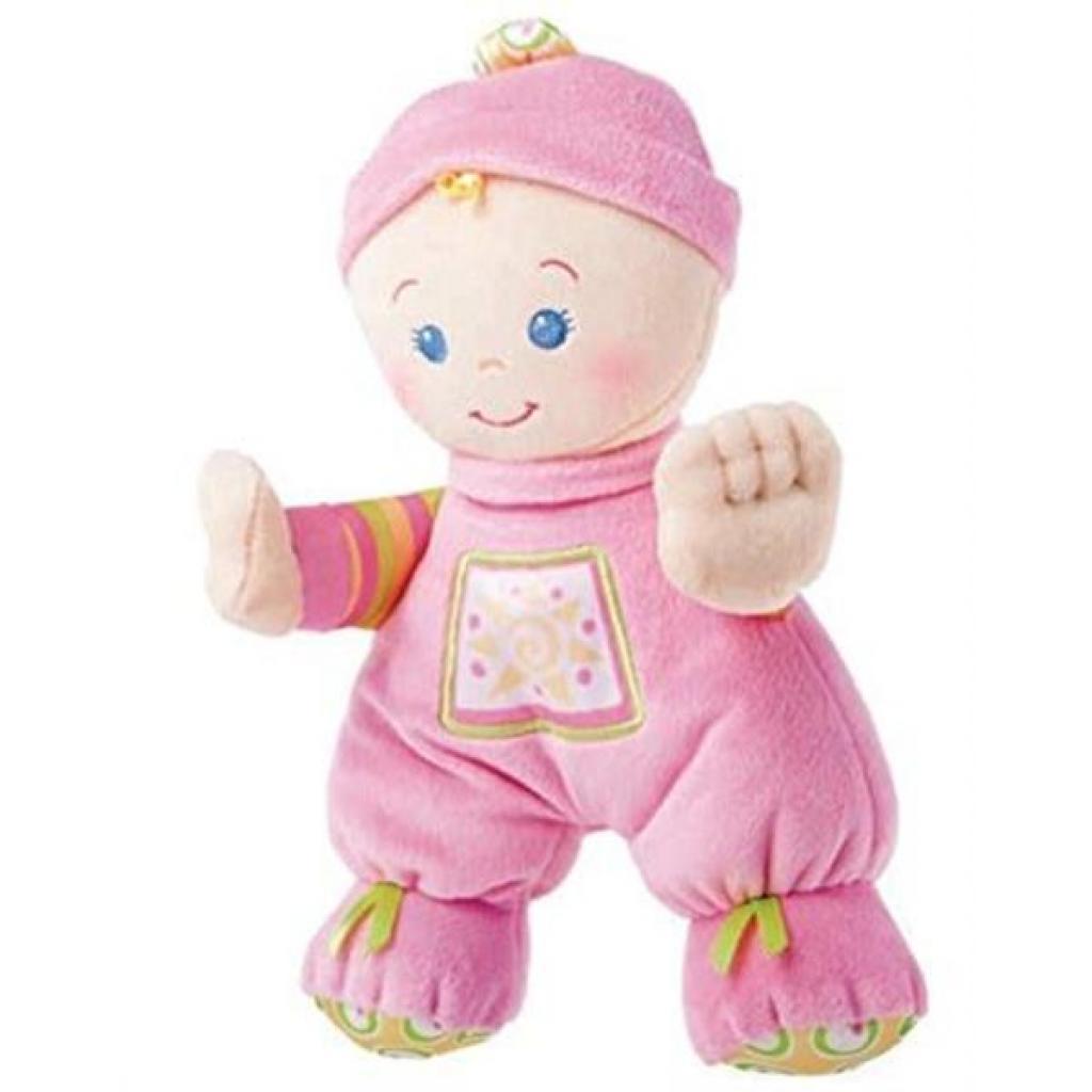 Развивающая игрушка Fisher-Price Первая кукла малыша (M9528) изображение 2