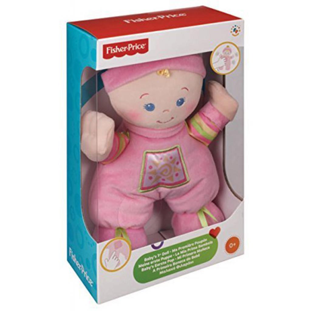 Развивающая игрушка Fisher-Price Первая кукла малыша (M9528) изображение 3