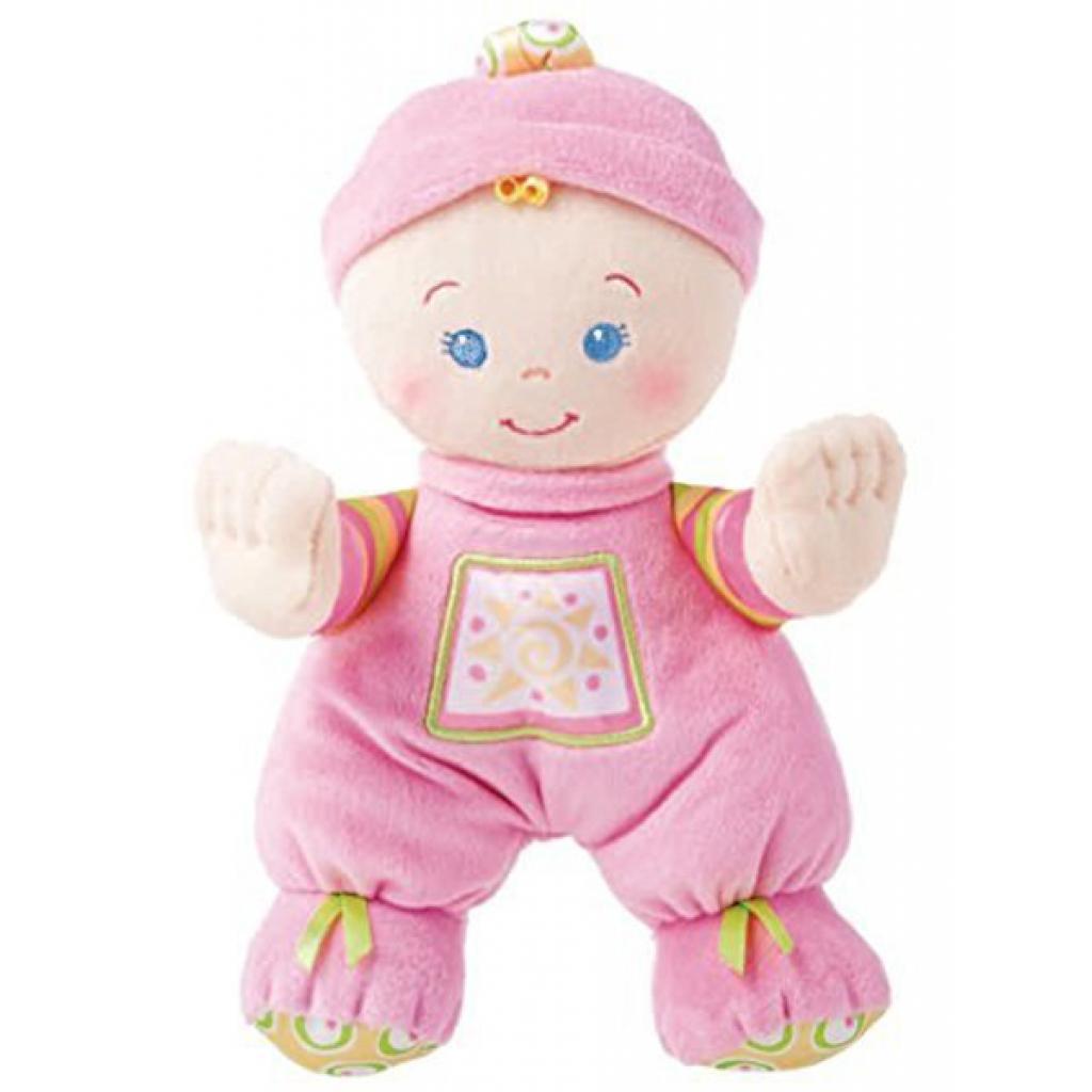 Развивающая игрушка Fisher-Price Первая кукла малыша (M9528)