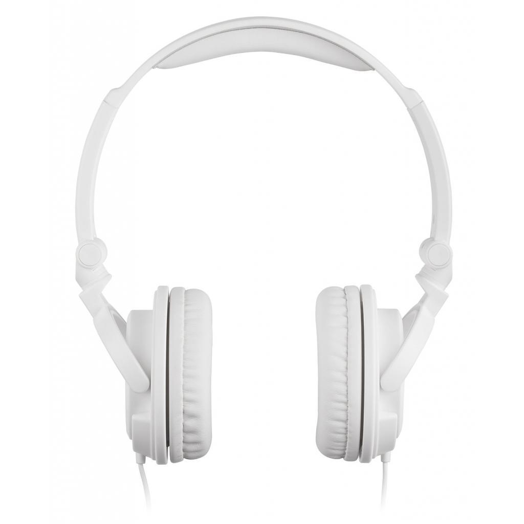 Наушники KitSound KS iD On-Ear Headphones with In-Line Mic White (KSIDWH) изображение 2