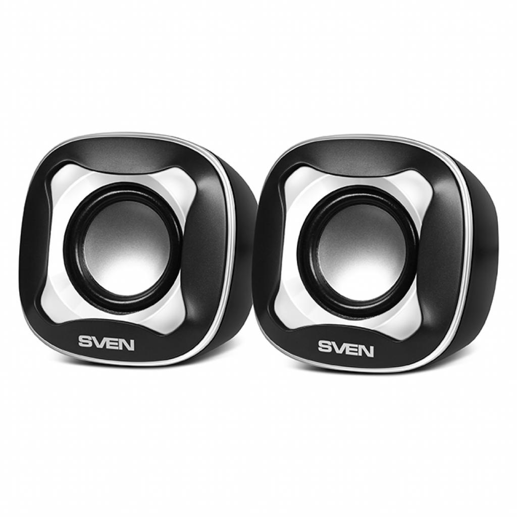Акустическая система SVEN 170 black-white