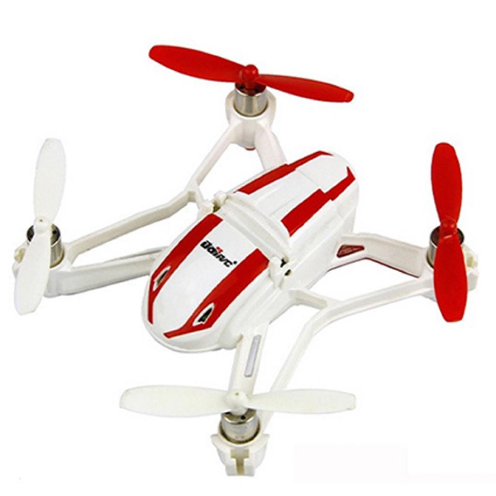 Квадрокоптер UDIRC U841 NANO RX4 3-в-1 125 мм HD камера (U841 Red)
