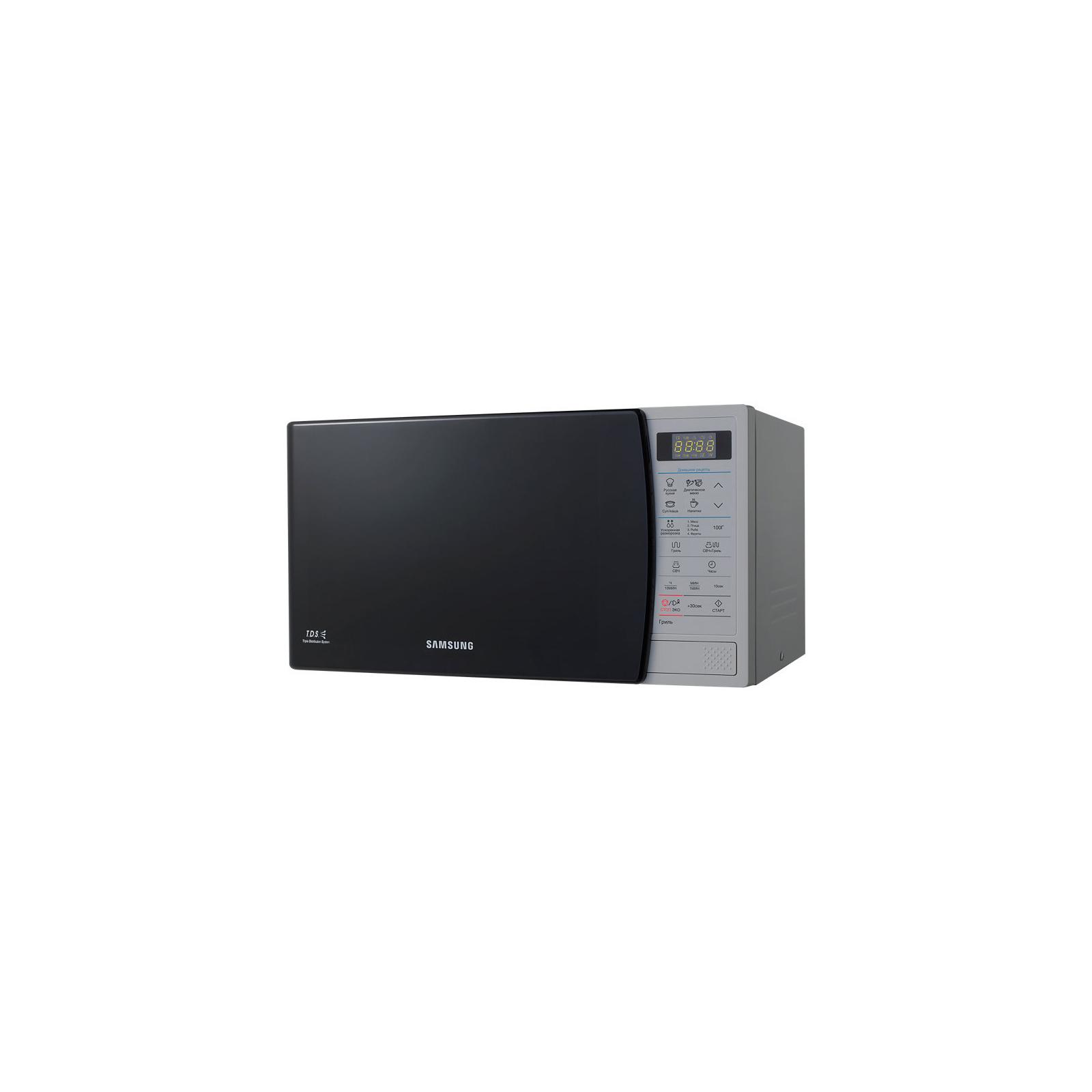 Микроволновая печь Samsung GE 83 KRS-1/BW (GE83KRS-1/BW) изображение 2