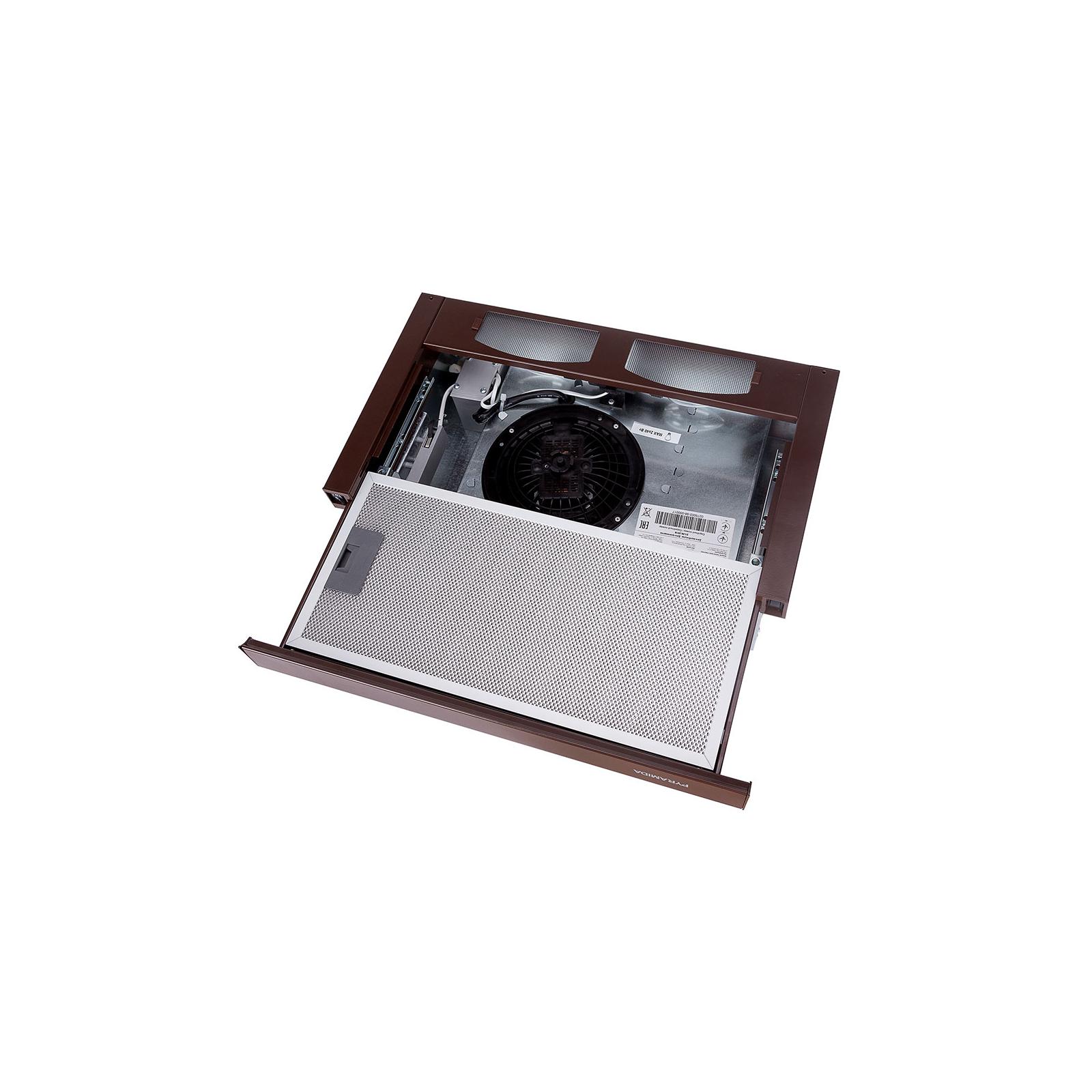 Вытяжка кухонная Pyramida TL 50 SLIM IX изображение 8