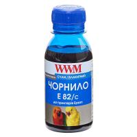 Чернила WWM Epson Stylus Photo T50/P50/PX660 100г Cyan Water-soluble (E82/C-2)