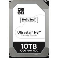 Жесткий диск для сервера 10TB Hitachi HGST (0F27354 / HUH721010AL5204)
