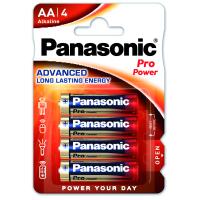 Батарейка PANASONIC AA PRO POWER * 4 (LR6XEG/4BP)