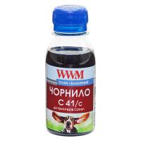 Чернила WWM CANON CL41/51/CLI8 100г cyan (C41/C-2)