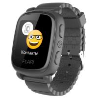 Смарт-часы ELARI KidPhone 2 Black (KP-2B)