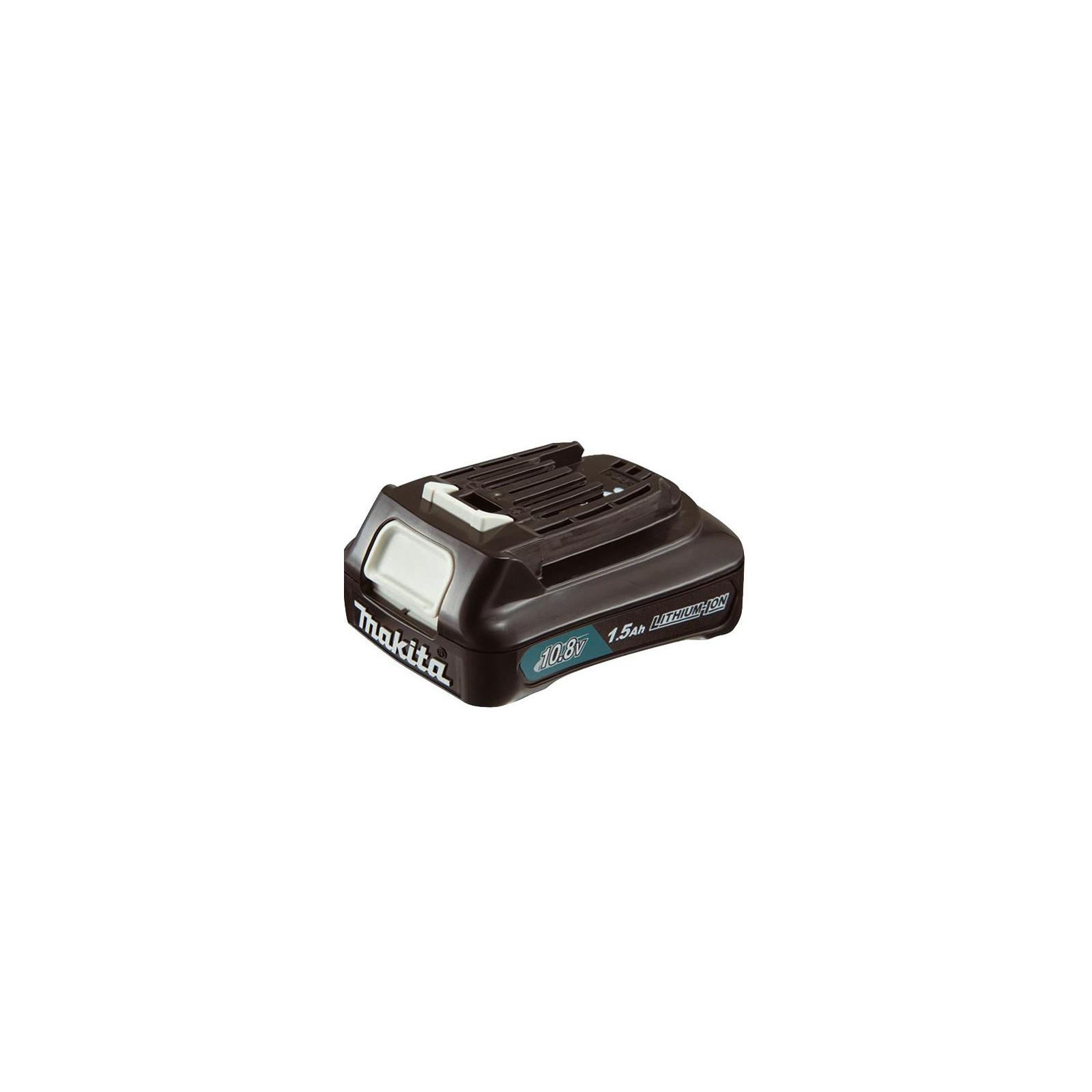 Шуруповерт Makita CLX206X1 CXT 10,8В Slider (TM30D, DF331D, DC10WC, BL1015x2) (CLX206X1) изображение 4