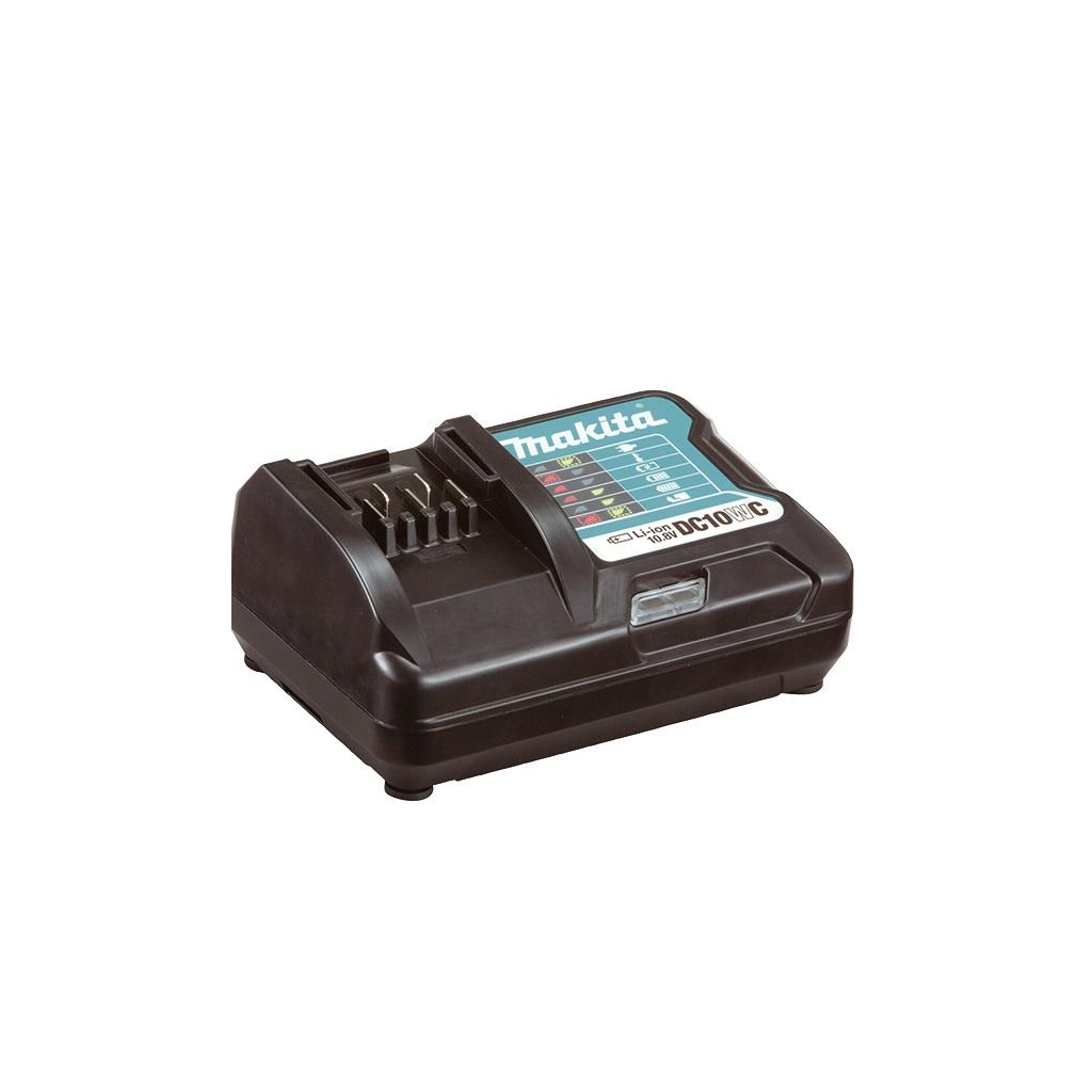 Шуруповерт Makita CLX206X1 CXT 10,8В Slider (TM30D, DF331D, DC10WC, BL1015x2) (CLX206X1) изображение 5