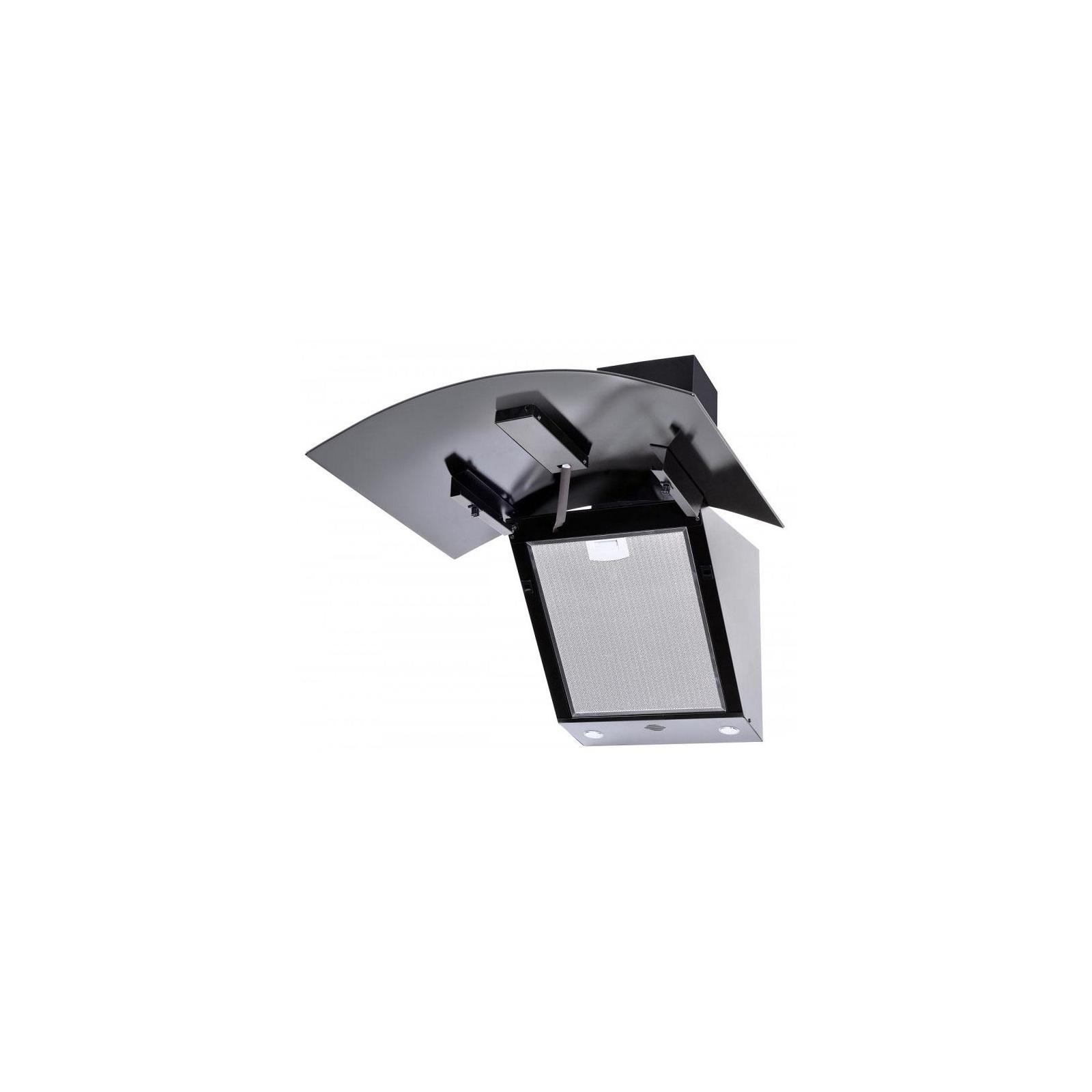 Вытяжка кухонная Ventolux SPACE 60 BK (750) TRC SD изображение 3