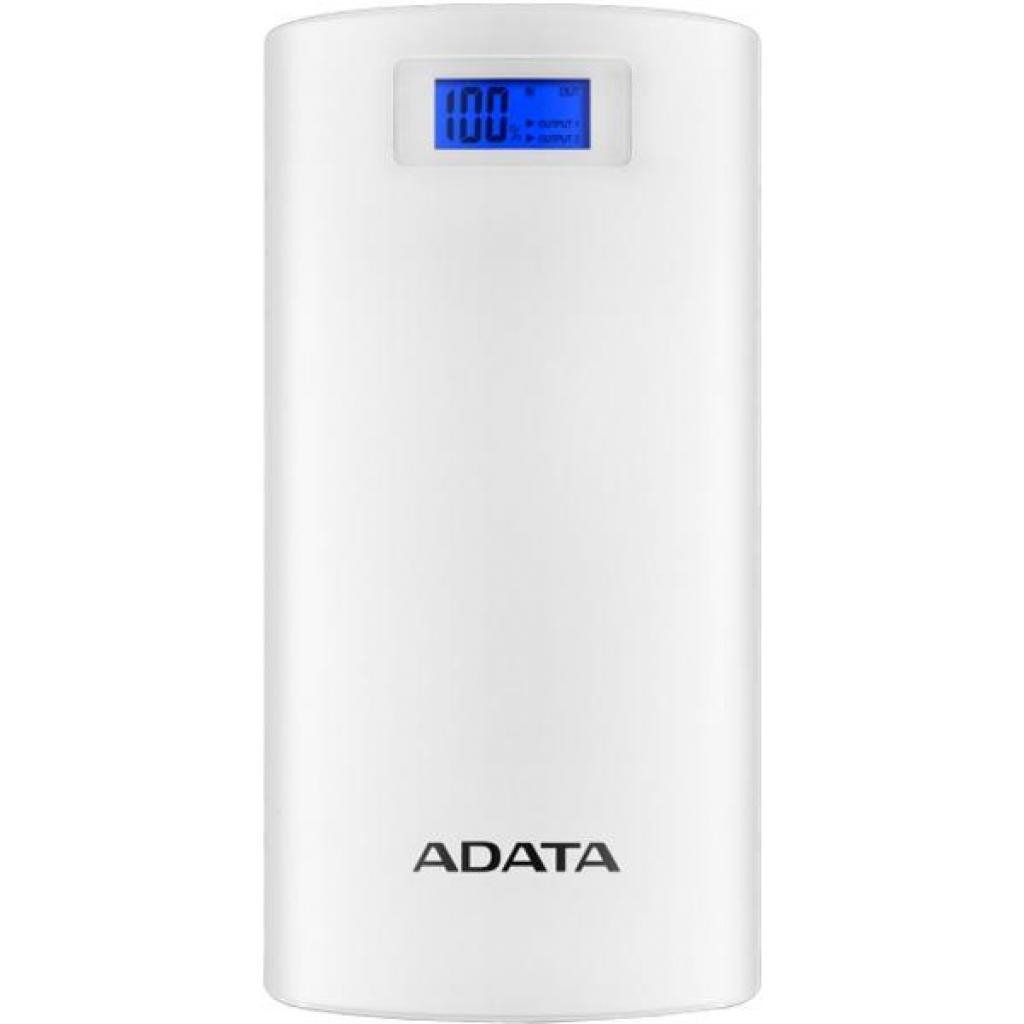 Батарея универсальная ADATA P20000D 20000mAh Black (AP20000D-DGT-5V-CBK) изображение 2