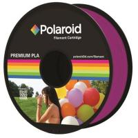 Пластик для 3D-принтера Polaroid PLA 1.75мм/1кг, transparent purple (3D-FL-PL-8022-00)