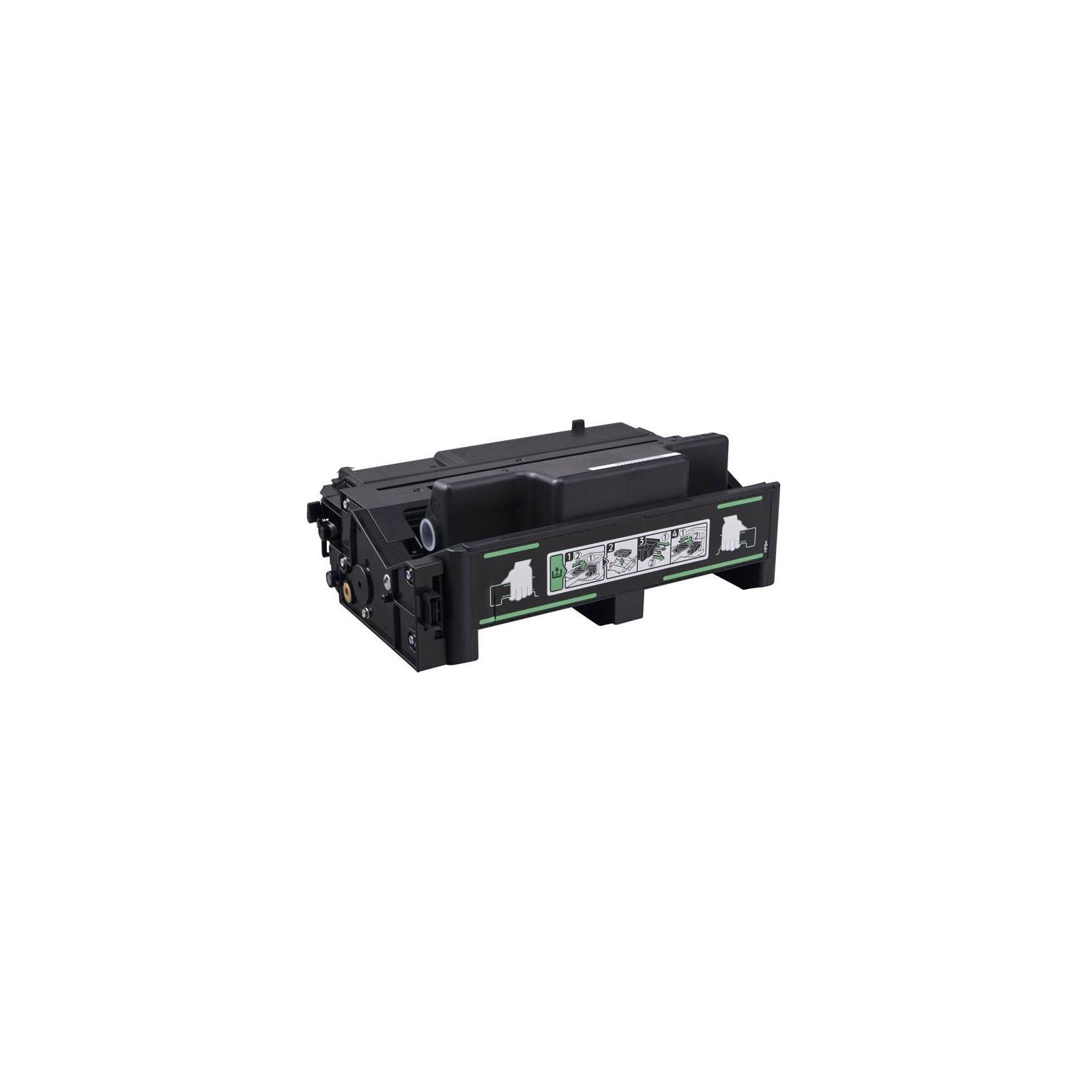 Тонер-картридж Ricoh SP4100/SP4110/SP4210/SP4310 Black 15К (407007/407008/407649) изображение 2