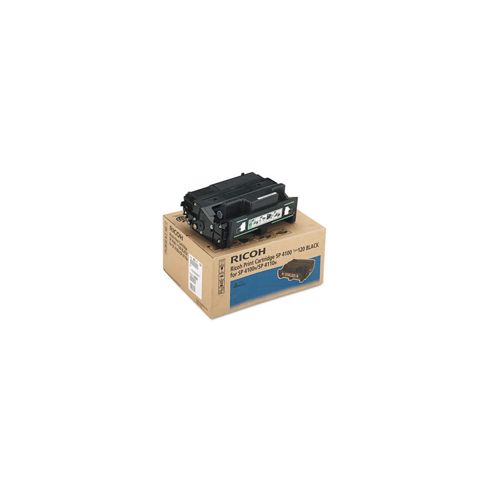 Тонер-картридж Ricoh SP4100/SP4110/SP4210/SP4310 Black 15К (407007/407008/407649) изображение 3