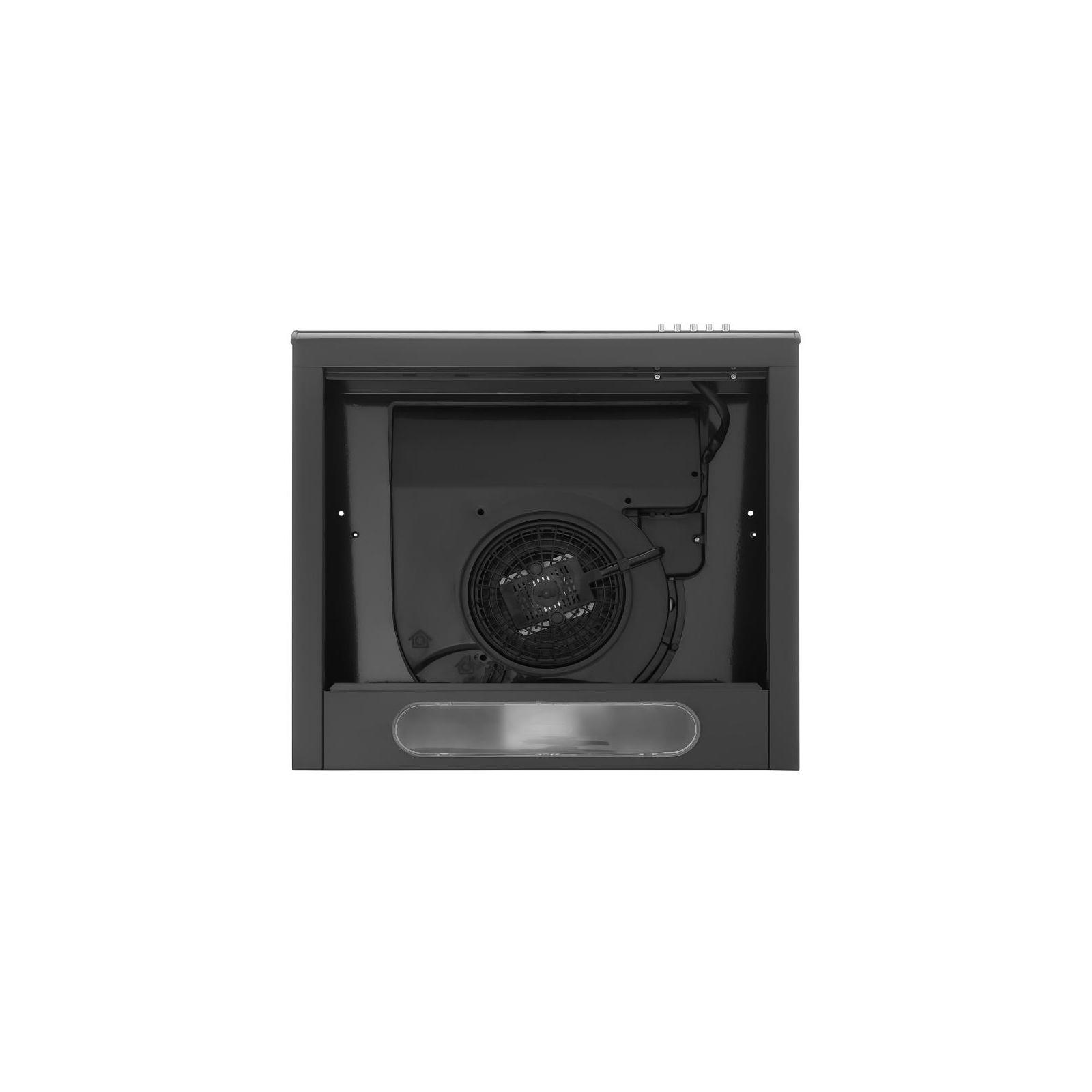 Вытяжка кухонная ELEYUS Vizor 60 BL Черный изображение 10