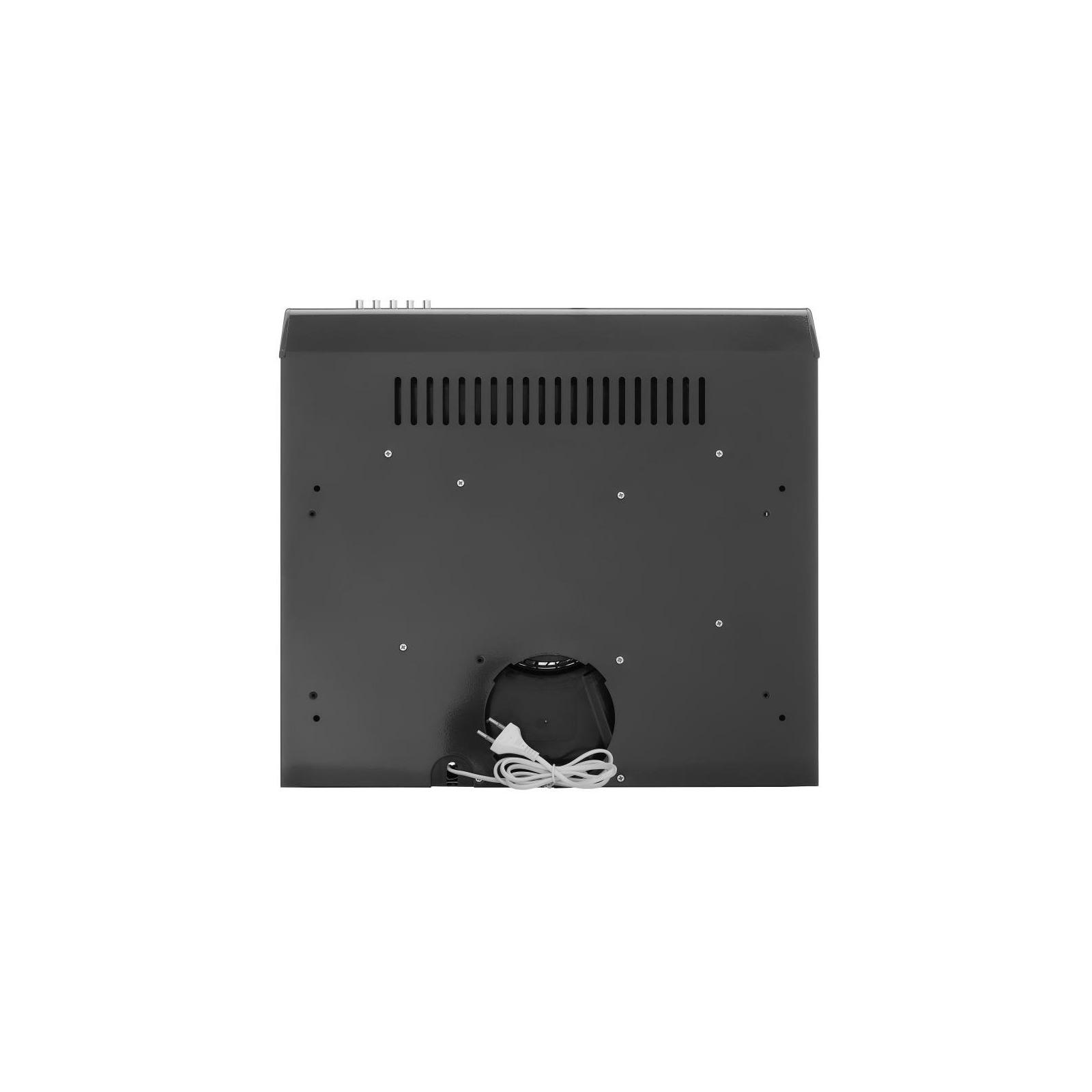 Вытяжка кухонная ELEYUS Vizor 60 BL Черный изображение 11